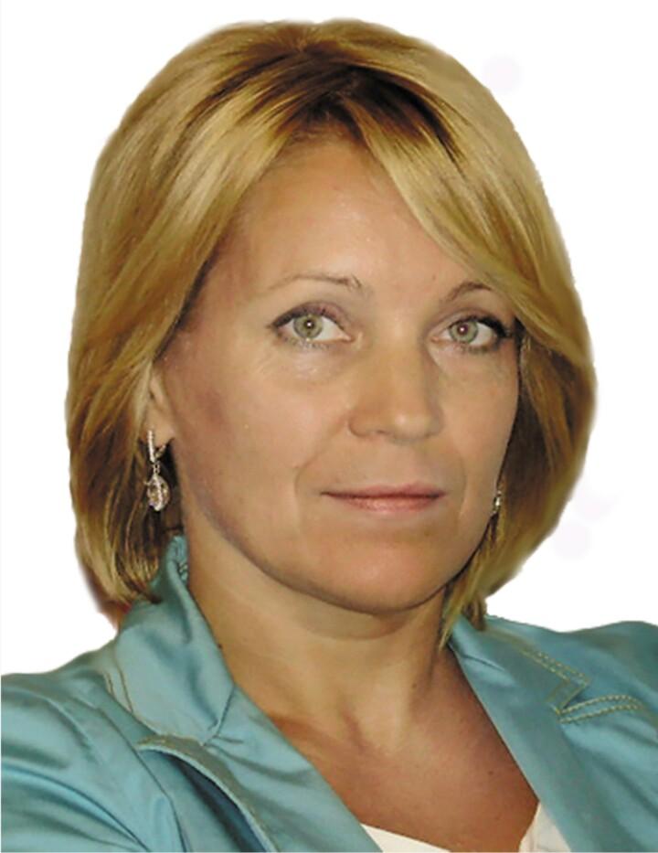 Светлана Ивановна Журавлева