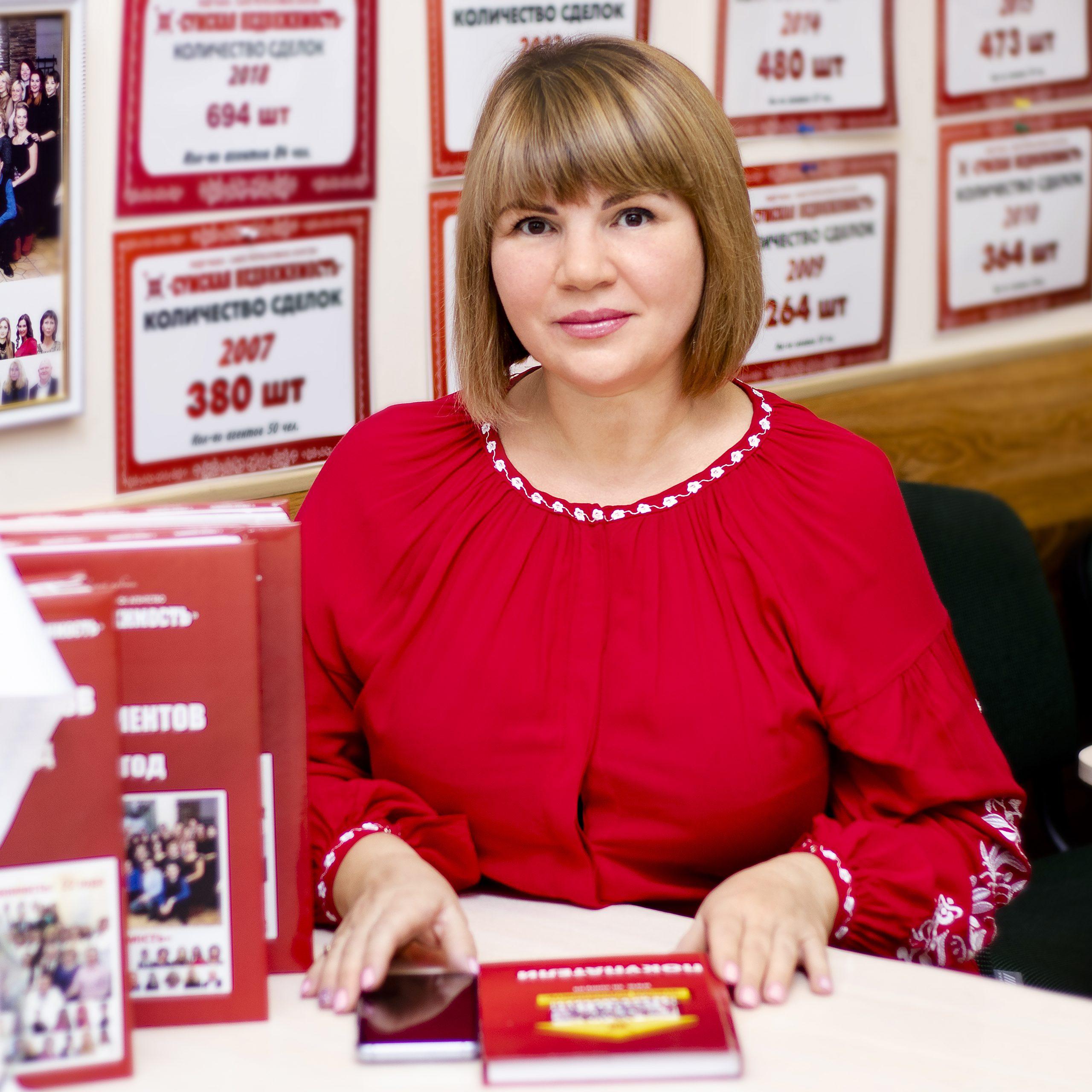 Алена Анатольевна Дворниченко