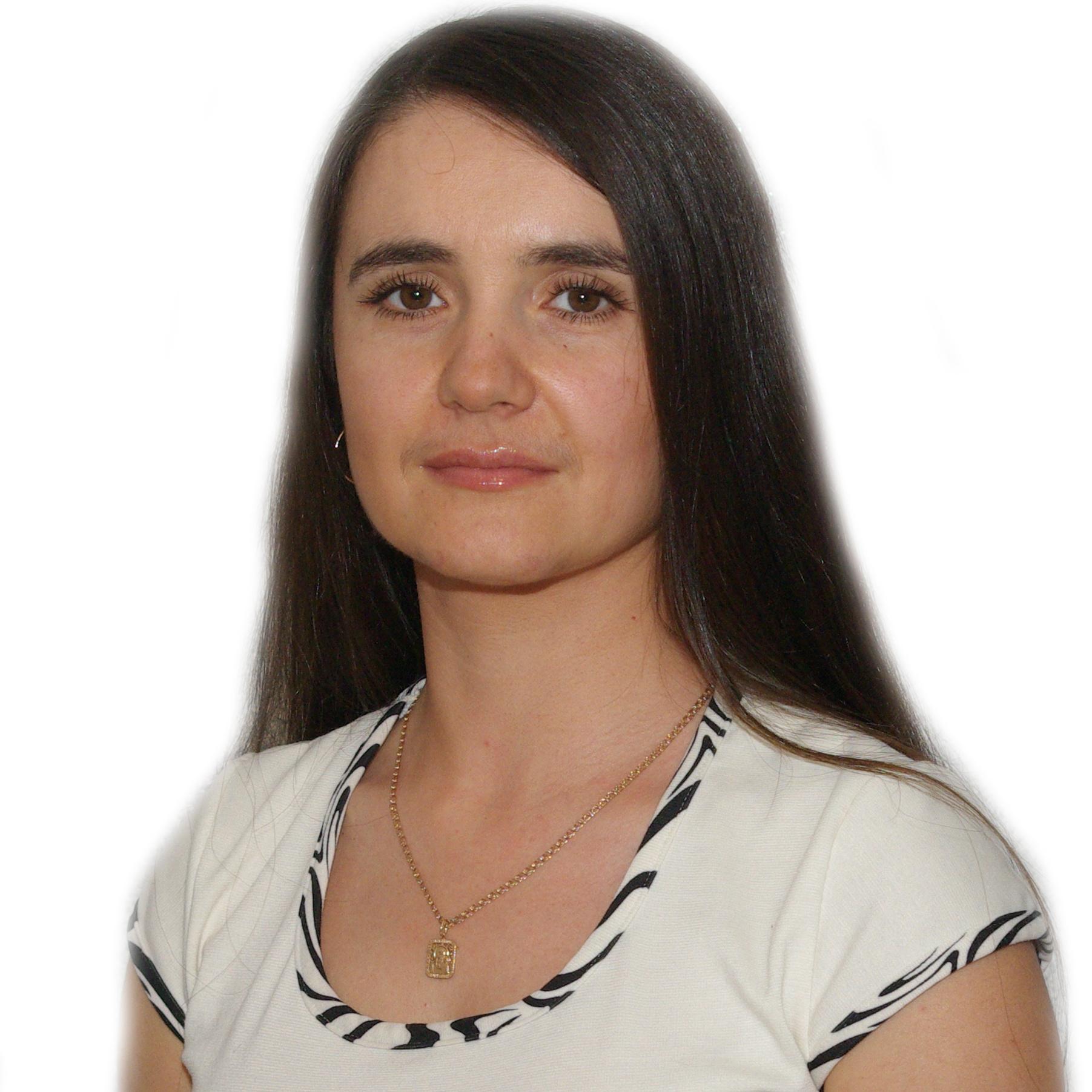 Алена Леонидовна Кучменко