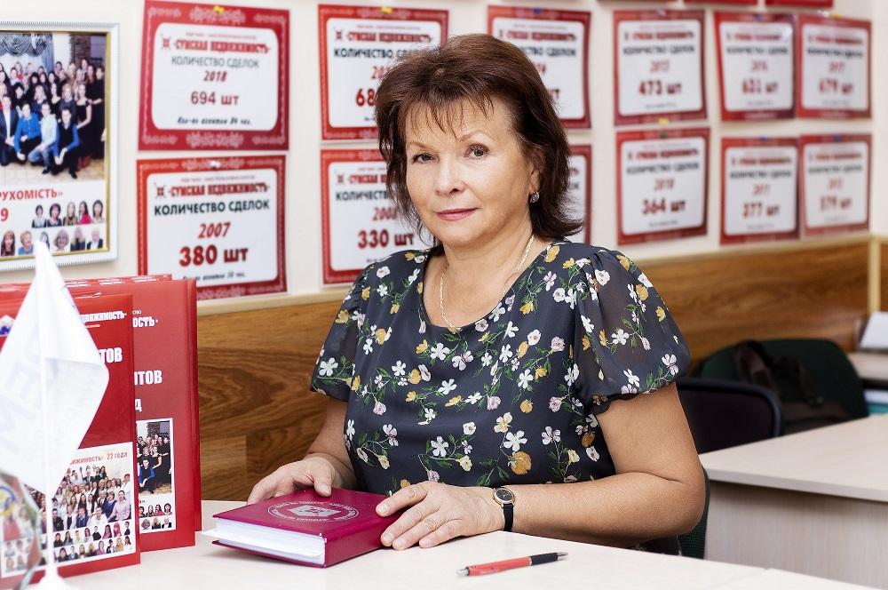 Ирина Василевна Ермоленко