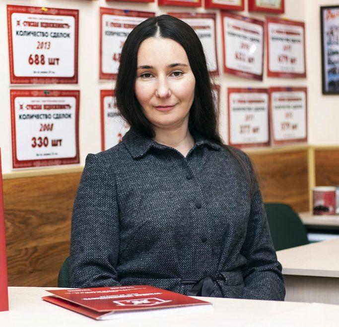 Эвелина Борисовна Филатова